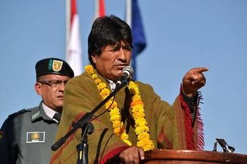 Ministro Rada asegura que candidatura de Morales es un hecho y anuncia viaje a Cumbre