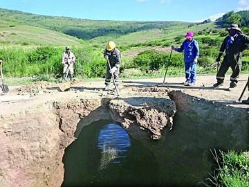Lluvias dañaron 64% de vías de Chuquisaca