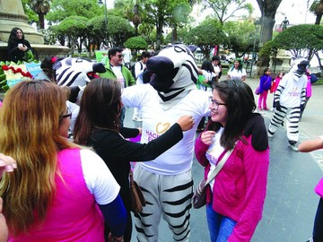 Día de Buenas Acciones movió a 200 voluntarios