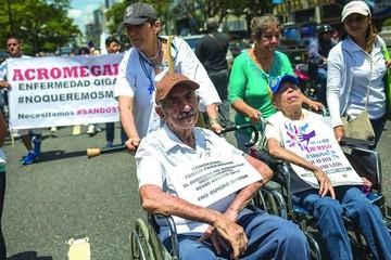 La escasez de medicinas desespera a venezolanos