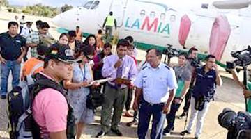 Caso LaMia: Víctimas anuncian proceso