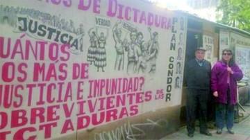 Víctimas de dictadura pierden a un dirigente