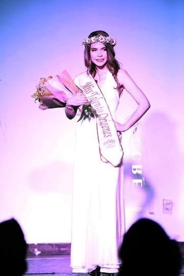Elección de Miss Talento 2018