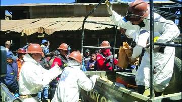 Huanuni: Mineros no esperarán mucho  tiempo por resultado