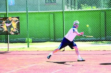 Tenis apunta a Nacionales