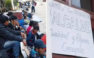 La Paz: Tensa calma en Chulumani después de una jornada violenta