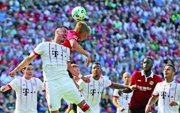Bayern gana y toma impulso