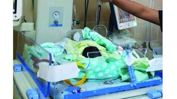 Discapacitada mental da a luz y recibe apoyo