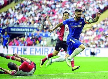 FA Cup: Chelsea se cita con el United en la final