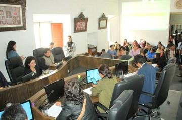 Concejo aprueba en detalle la Ley Municipal de Lucha contra la Violencia