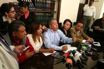 Concejales de Cochabamba deciden mantener a Leyes como Alcalde
