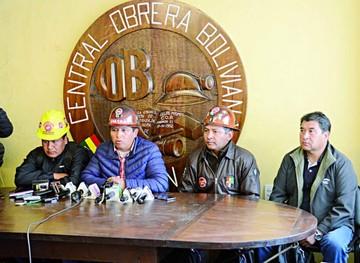 Una COB en emergencia apela a Evo por aumento