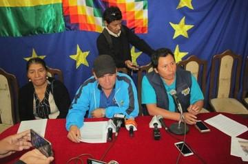 """Asambleístas departamentales denuncian """"asalto"""" a la región por tratamiento de límites en comisión"""