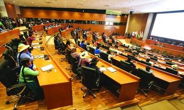 Mujeres parlamentarias impulsan paridad mundial