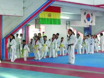 Taekwondo se potencia
