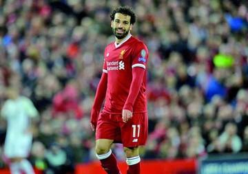 Salah se adelanta a Messi en pugna por Balón de Oro