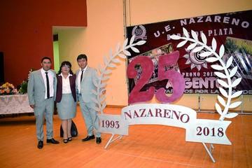 Promoción 2018  colegio Nazareno