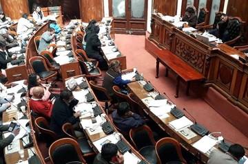 Cámara de Diputados sanciona Ley de límites sin escuchar a Chuquisaca
