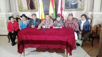 Límites: Asambleístas departamentales se suman a huelga de hambre