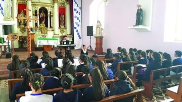Santa Eufrasia celebra 100 años impartiendo principios y valores