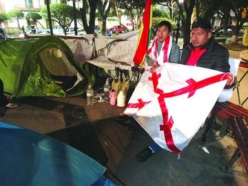Chuquisaca comienza semana de protestas contra la Ley de Límites