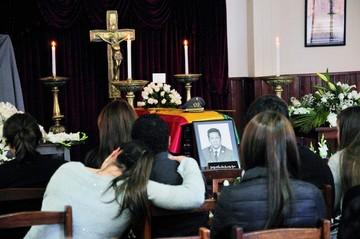 García Meza muere y deja cartas a su familia y al país