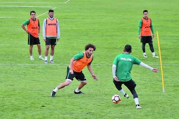 Farías prepara variantes en el Tigre para la Copa