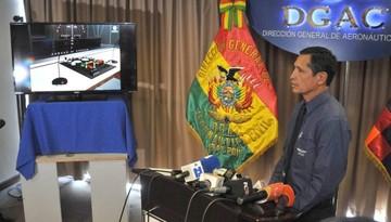 LaMia: La DGAC coincide con informe colombiano