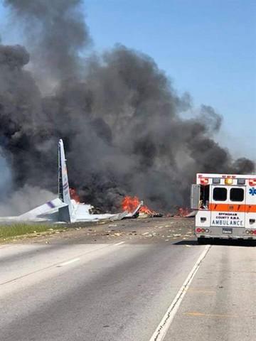 EEUU: Mueren cinco personas en accidente aéreo