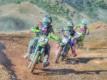 Motociclismo inicia temporada departamental
