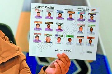 La Eurocámara rechaza elecciones venezolanas