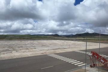 Aeropuerto Alcantarí opera con normalidad este viernes