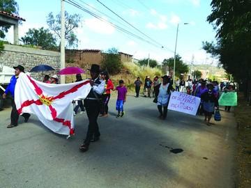 Municipios: Protesta crece