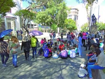 Paro cívico incide en actividades del fin de semana