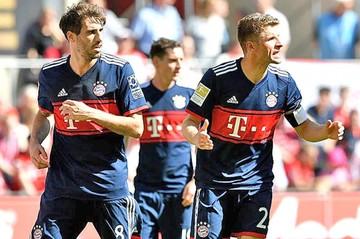 Bayern olvida su eliminación de la Champions