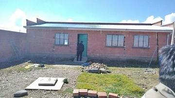 Hombre mata a su hijo en La Paz y luego se suicida