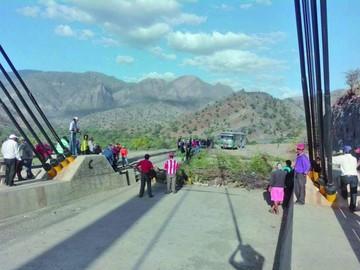El desbloqueo en Macharetí no desmoviliza a municipios