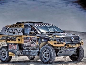 Renault, primera baja del Rally ante incertidumbre