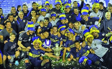 Boca se consagra bicampeón del fútbol argentino