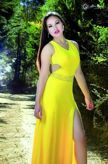 Miss Plurinacional Chuquisaca 2018