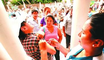 Alerta sanitaria nacional por azote de la influenza