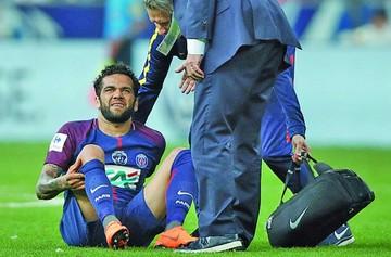 Alves se perderá el Mundial