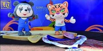 Odesur: Medallas tendrán forma  de hoja de coca
