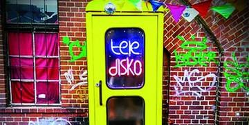 Teledisko: las discotecas más pequeñas del mundo