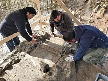 Caballo engalanado, otro tesoro oculto en Pompeya
