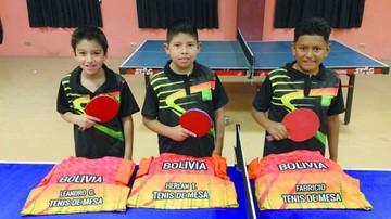 Sudamericano de tenis de mesa espera a capitalinos