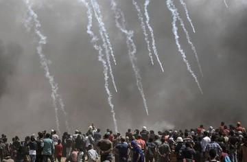 Israel bombardea el norte de la franja de Gaza