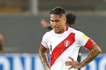 Desolación en Perú por perder a su estrella Paolo Guerrero para el Mundial