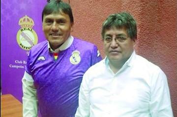 Real Potosí opta por mantener a Maygua como DT