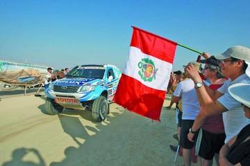 ¿Dakar 2019 sólo en Perú?